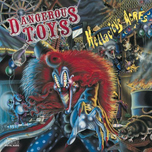 Dangerous Toys Album 113