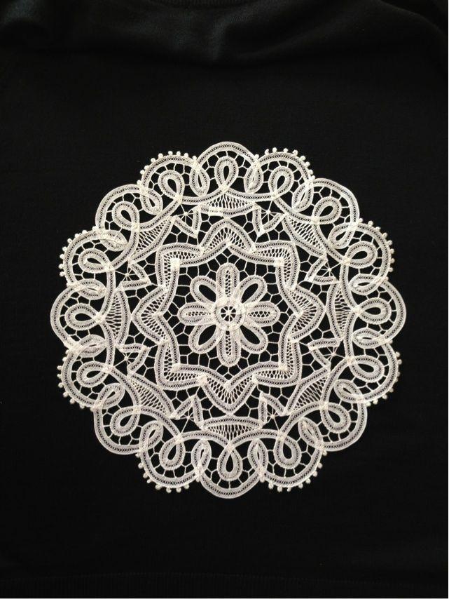 Batten berg lace / Doily