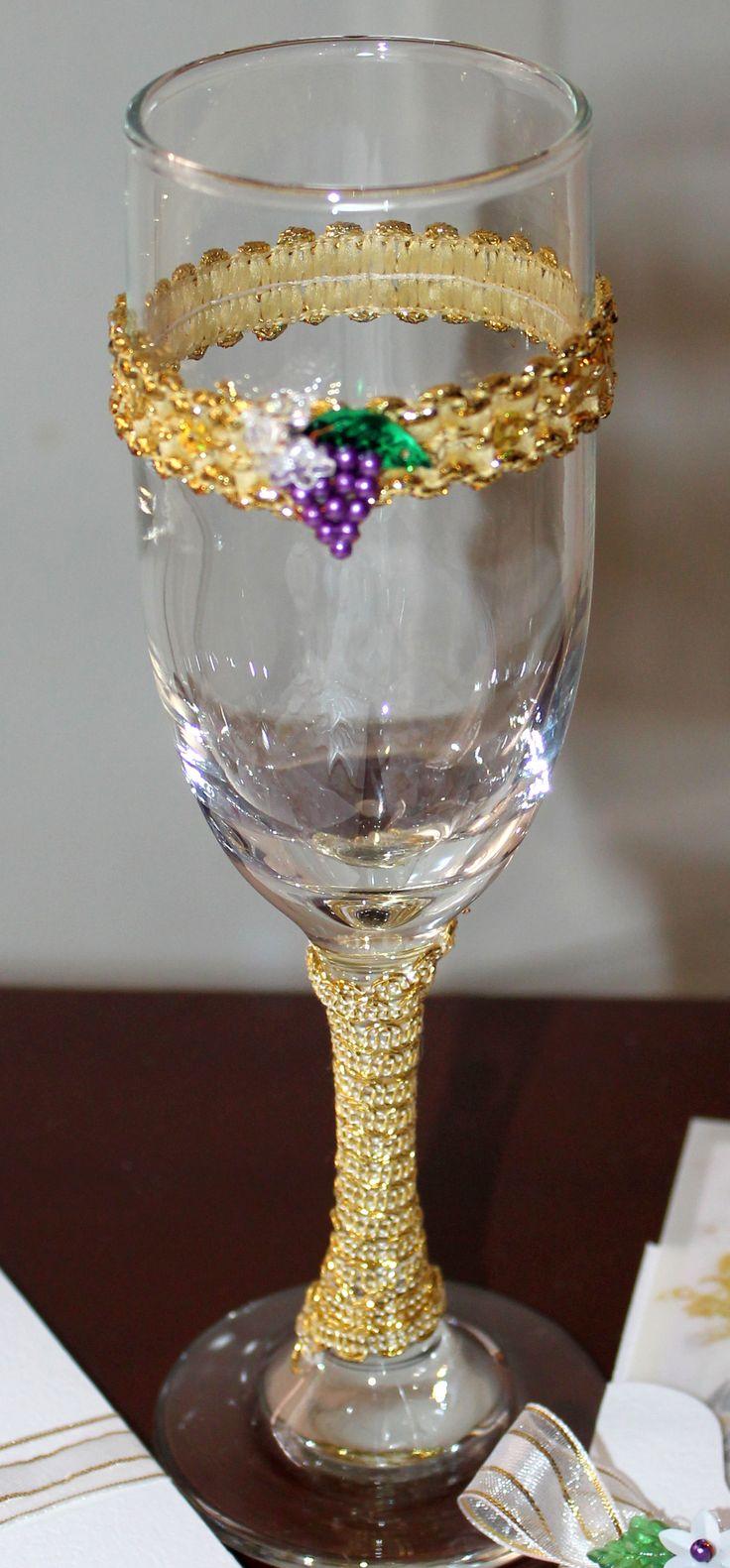 Copa para primera comunion arreglos para eventos pinterest copa comuni n y primera comuni n - Adornar mesas de comunion ...