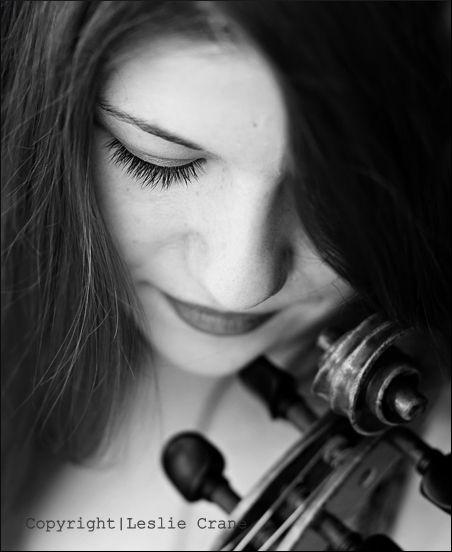 Violin - Leslie Crane Photography