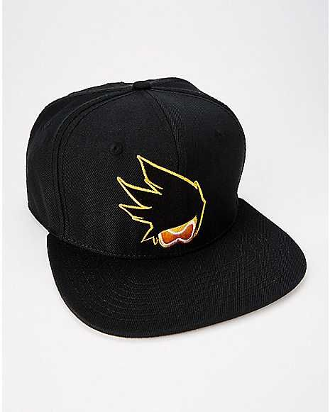 6b042000 Tracer Snapback Hat - Overwatch. Show off your love for your favorite video  game character in this Overwatch snapback which features none other than  Tracer!