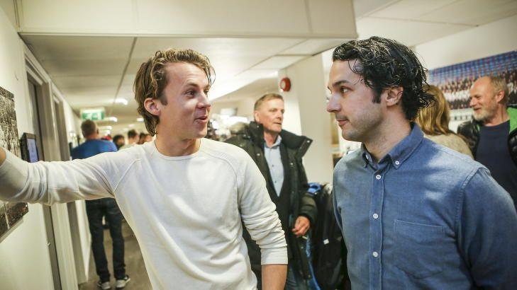 GJØR COMEBACK: «I kveld med Ylvis» tilbake på TVNorge. Foto: Christian Roth Christensen / Dagbladet