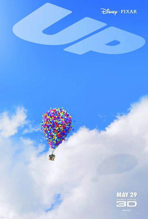 Directed by Pete Docter, Bob Peterson.  With Edward Asner, Jordan Nagai, John Ratzenberger, Christopher Plummer. Seventy-eight year old Carl Fredricksen travels to Paradise Falls in his home equipped with balloons, inadvertently taking a young stowaway.