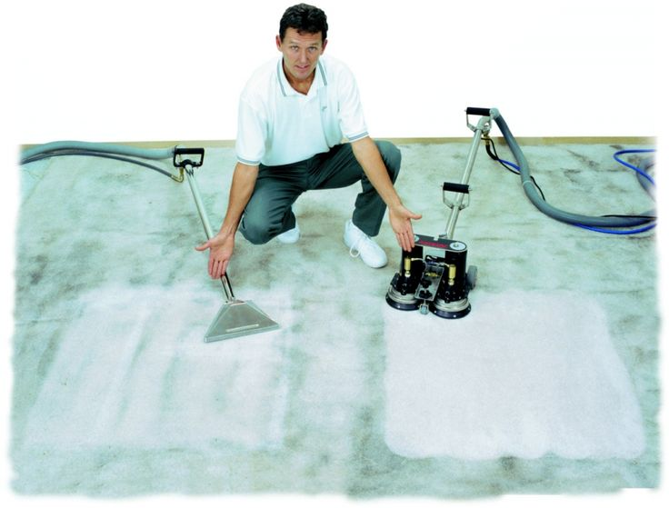 Which Professional Carpet Cleaning Machines