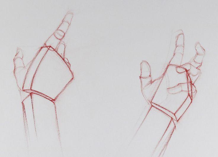 Ruční kresba, Figurální kresba Techniques, Brent Eviston, umělce Network, Obrázek 3