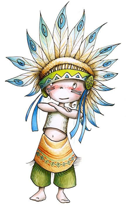 FlorenceJewelshop presents: the little Indian (TXS) by Florence on Etsy
