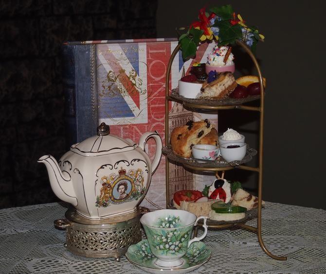 Tilly Mint S Tea Room Souderton Pa