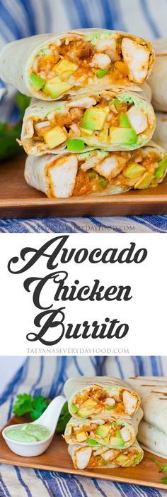 An easy recipe for the best chicken burrito you'll ever have! This burrito is stuffed with huge chunks of avocado, creamy mozzarella cheese AND my secret ingredient: pineapple! No one will guess what you added but it will taste so good! The flavor is very subtle but it makes for a juice and delicious burrito. […]