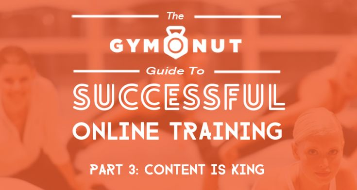 guide 3 content is king
