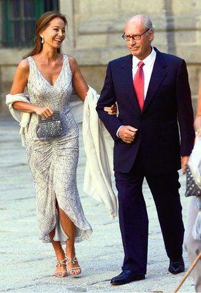 Miguel Boyer e Isabel Preysler (FOTOS)