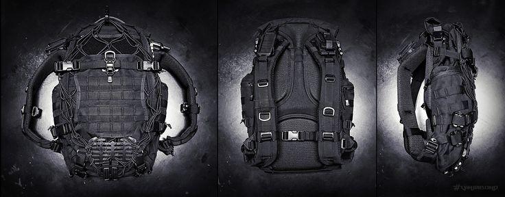 - FAST Pack EDC Backpack: Reengineered - badass packkkk