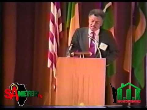 Prof Ivan Van Sertima African Egypy 5300 BC 30 BC - YouTube