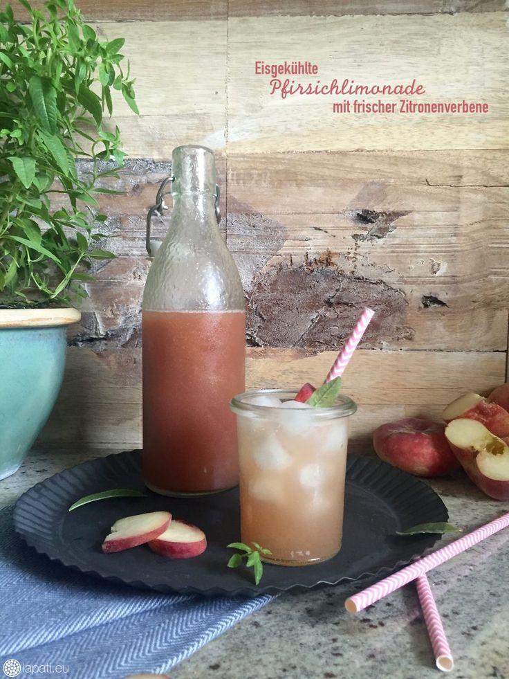 die besten 17 ideen zu pfirsich limonade auf pinterest limonade pfirsiche und rezept. Black Bedroom Furniture Sets. Home Design Ideas