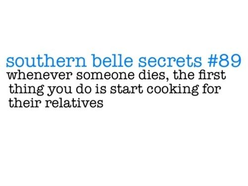 Southern Belle Secrets. It's only right.
