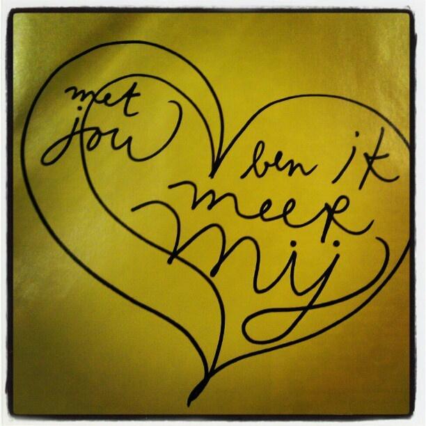 Op de liefde! - @sannevanderwillik | Webstagram