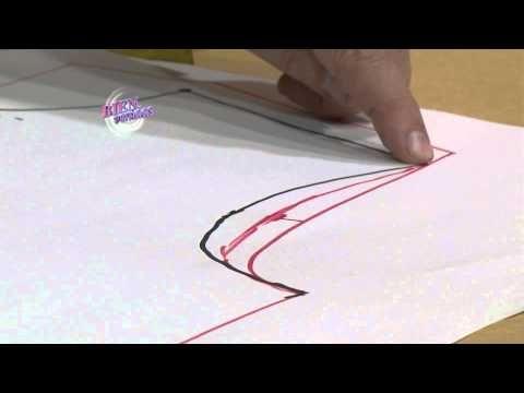 Hermenegildo Zampar - Bienvenidas en HD - Secretos para adaptar moldes a los…