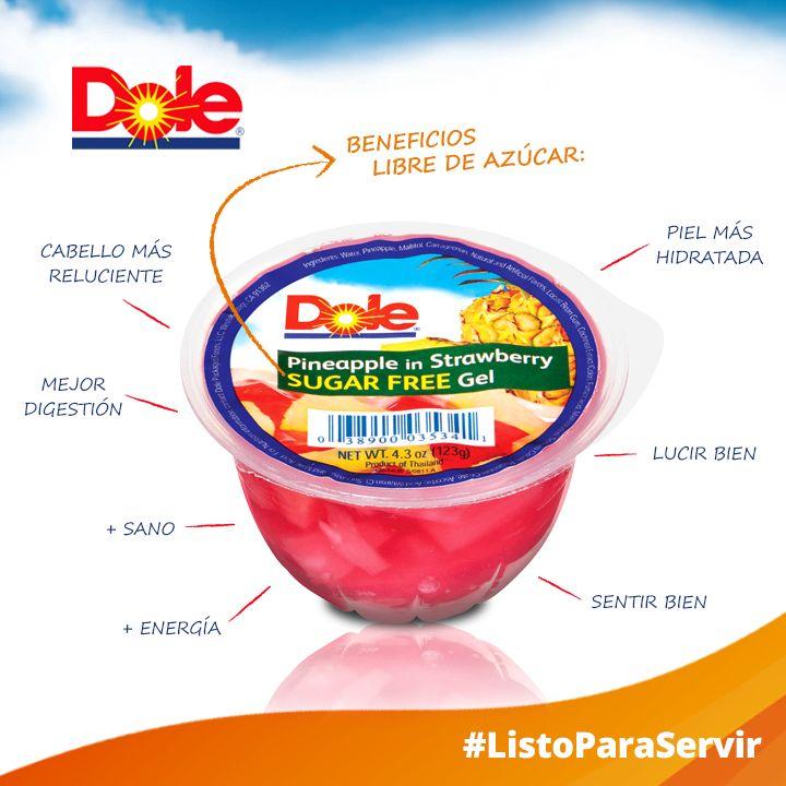 Dale con una colación distinta #DaleConDole
