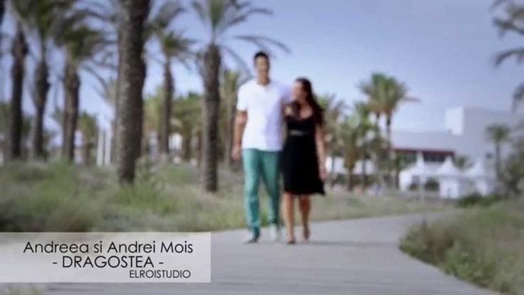 Andreea si Andrei - DRAGOSTEA  [Official Video]
