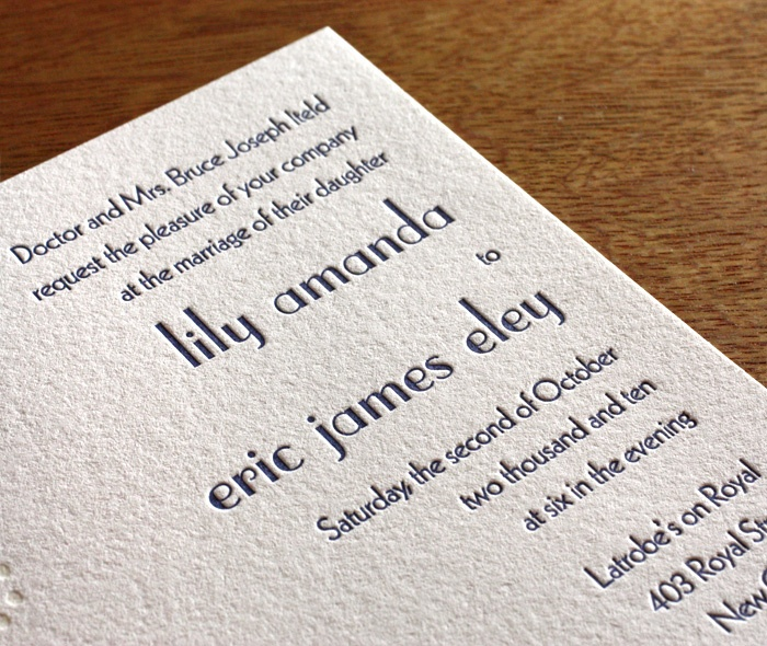 simple and modern invitation fonts