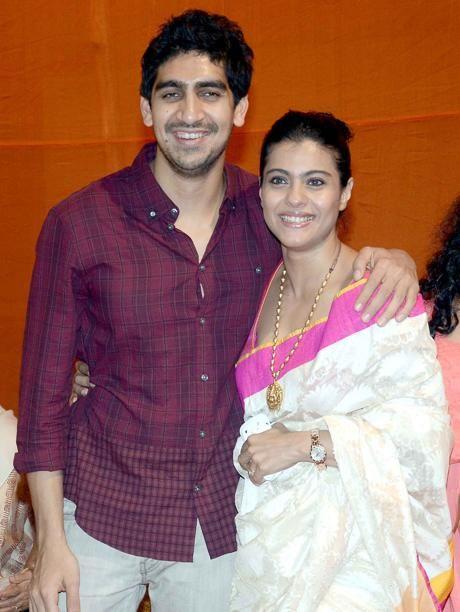 Ayan Mukerji and Kajol are first cousins!