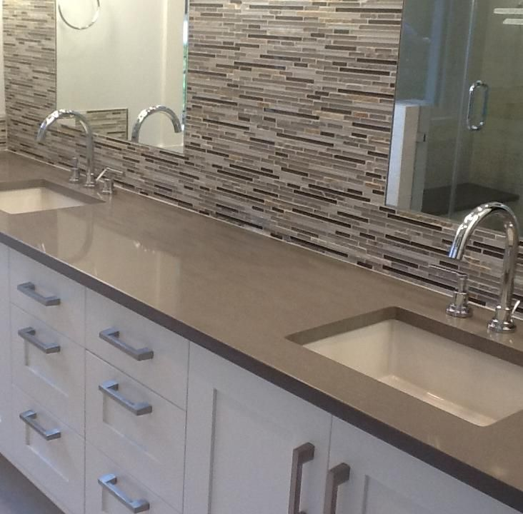Linen Caesarstone Quartz Countertop Quartz Bathroom