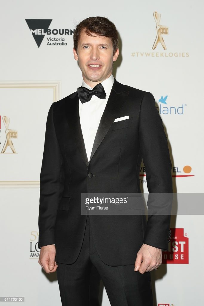 News Photo : James Blunt arrives at the 59th Annual Logie...