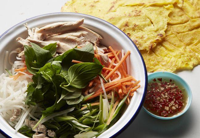 Man Food With Mark Hix: Vietnamese - Esquire