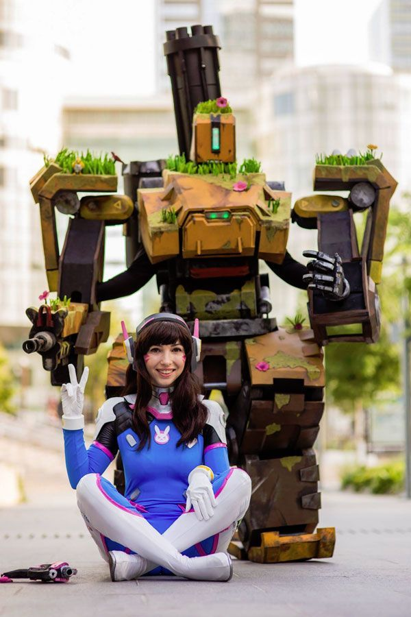 This Cosplayer Actually Got Bastion Right