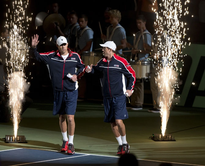 ITF Tennis - ABOUT - Articles - Epic doubles on day two of Davis Cup