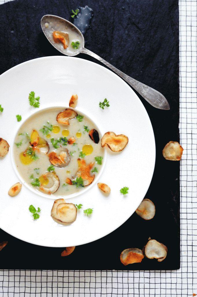 . – en festlig suppe til nytårsaften Når den enkle jordskok kommer i det rette selskab, kan det blivetil en festlig og velsmagende suppe, der kan være en fin forret nytårsaften. Her har jeg …