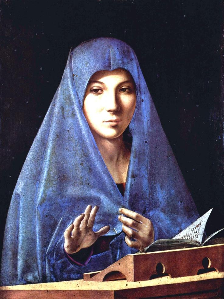 Annunciazione Antonello da Messina