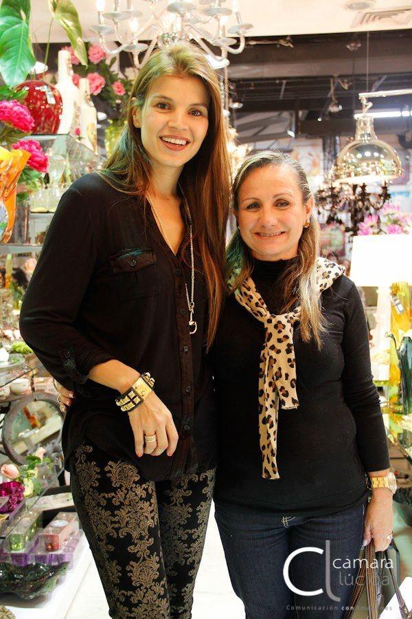 Tala Restrepo y Luz Estela Escobar.