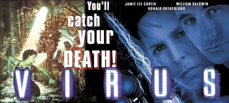 Virus (1999) - Jamie Lee Curtis contro Alien e Terminator