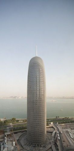 Doha Office Tower, Qatar, Ateliers Jean Nouvel