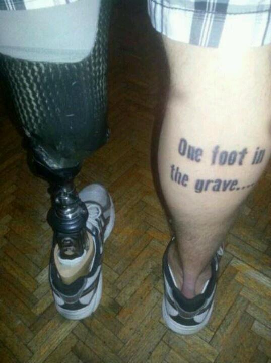 : Stuff, Foot, Tattoos, Funny, Tattoo'S, Funnies, A Tattoo, Humor, Ink