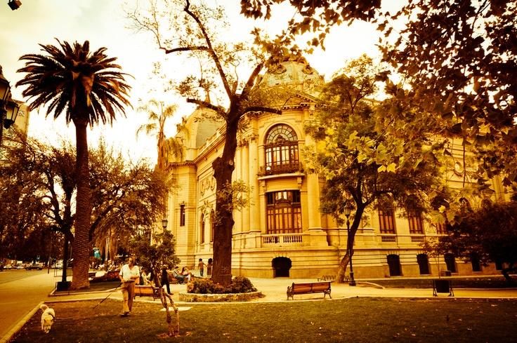 Museo Nacional de Bellas Artes - Santiago