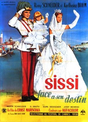 Sissi face à son destin (1957)