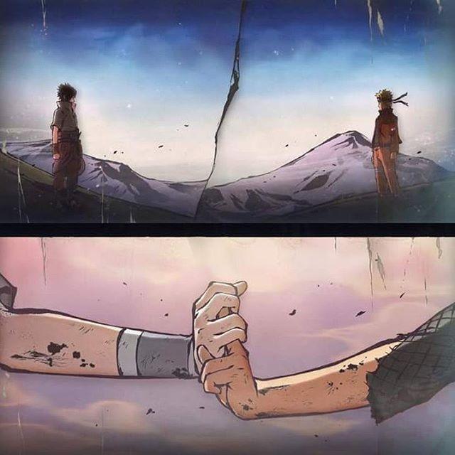 The Final Battle Part 1   #NARUTO   #SASUKE
