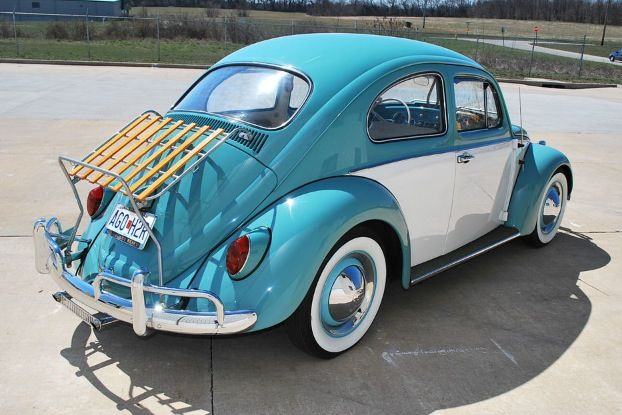 vw beetle     put  bikes   rack   surfboard vw love pinterest vw