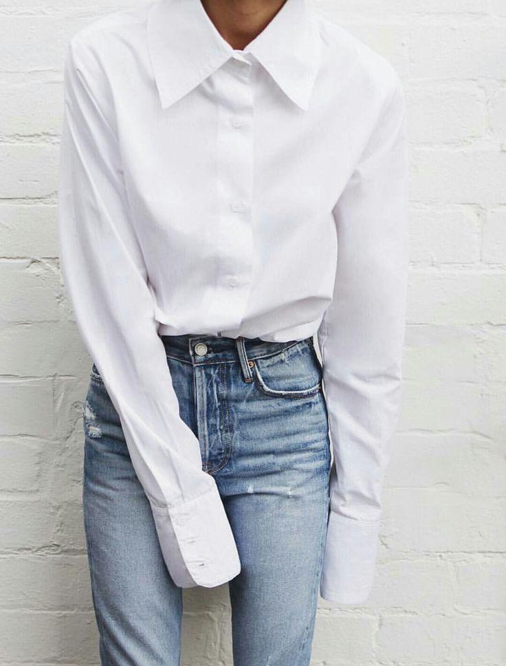 Best 10  Women's blue and white shirt ideas on Pinterest | Blue ...