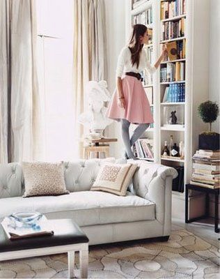 chesterfield, soft colors