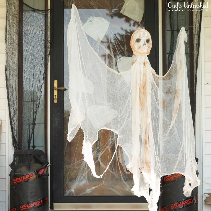 17 Best Ideas About Outdoor Halloween On Pinterest