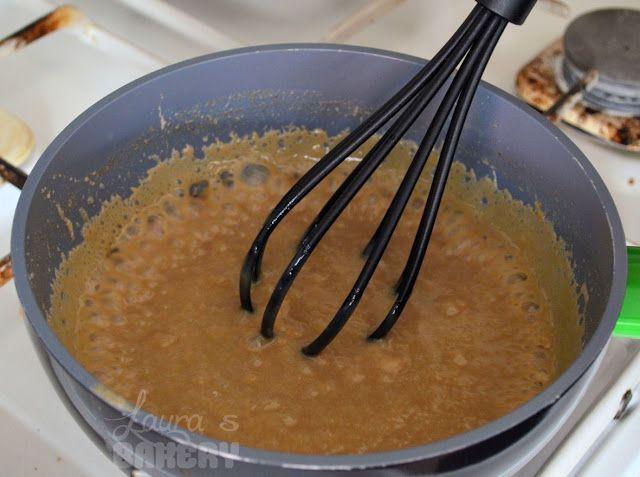 Karamel maken