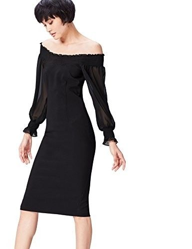 Vestidos negro amazon