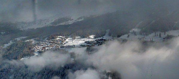 Au petit matin #peiseyvallandry #snow #winteriscoming