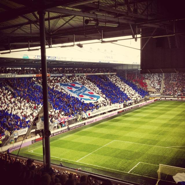 Picture taken from Nieuw Noord @ sc Heerenveen.