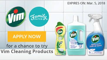 FREE Products Testing with Family Rated on http://www.canadafreebies.ca/