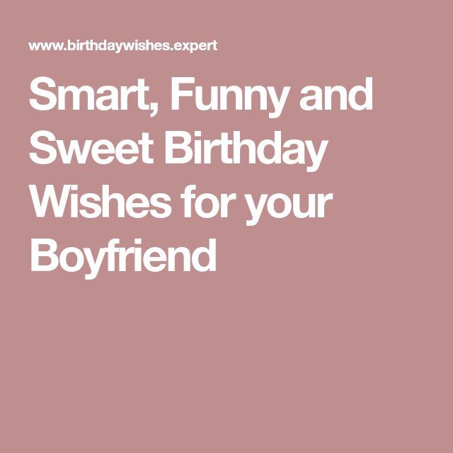 25+ Unique Happy Birthday Boyfriend Ideas On Pinterest