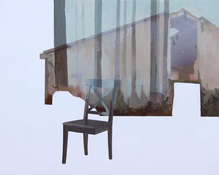 Anna Caruso | www.annacaruso.it | acrylic on canvas, 40x50cm, 2013