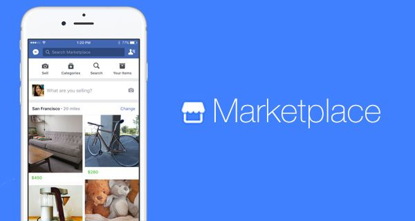 Facebook Marketplace este disponibil în România